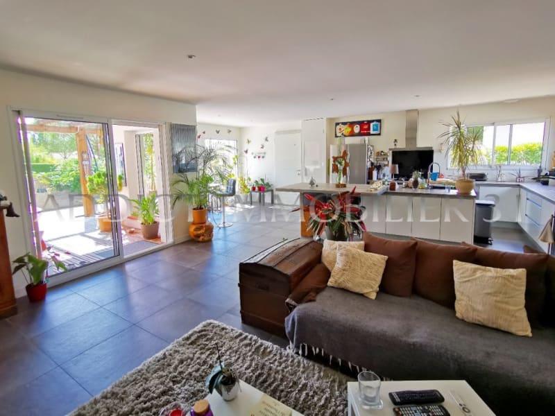 Vente maison / villa Saint-jean 449000€ - Photo 4