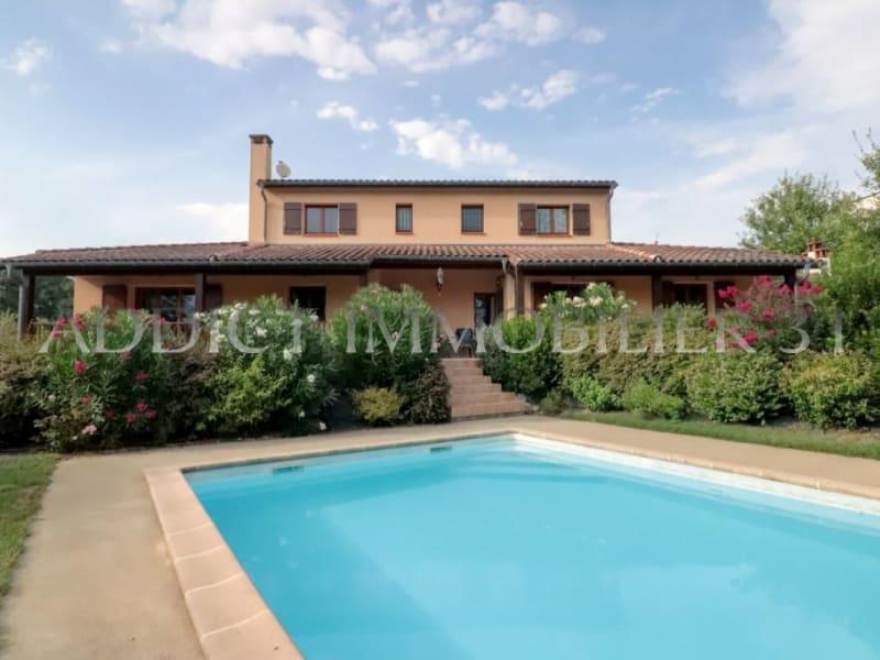 Vente maison / villa Quint fonsegrives 715000€ - Photo 1