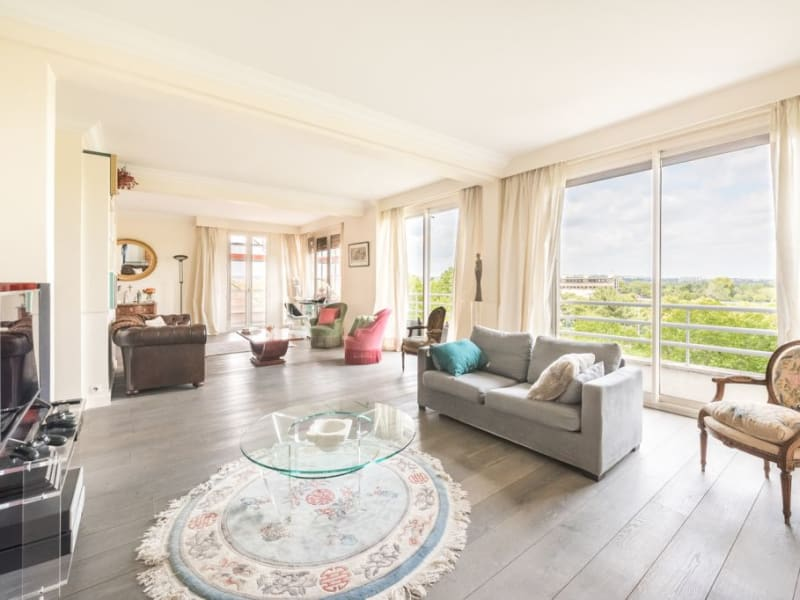Sale apartment Paris 16ème 2190000€ - Picture 1
