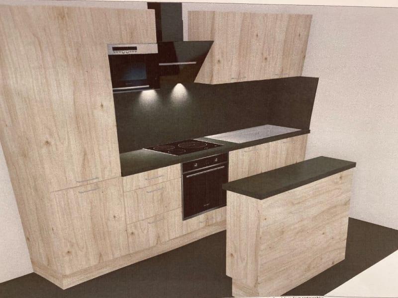 Rental apartment Villeurbanne 820€ CC - Picture 2