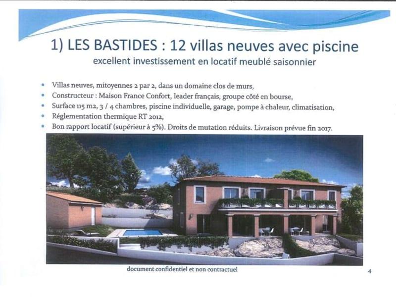 BASTIDE N° B LES ISSAMBRES - 4 pièce(s) - 114 m2