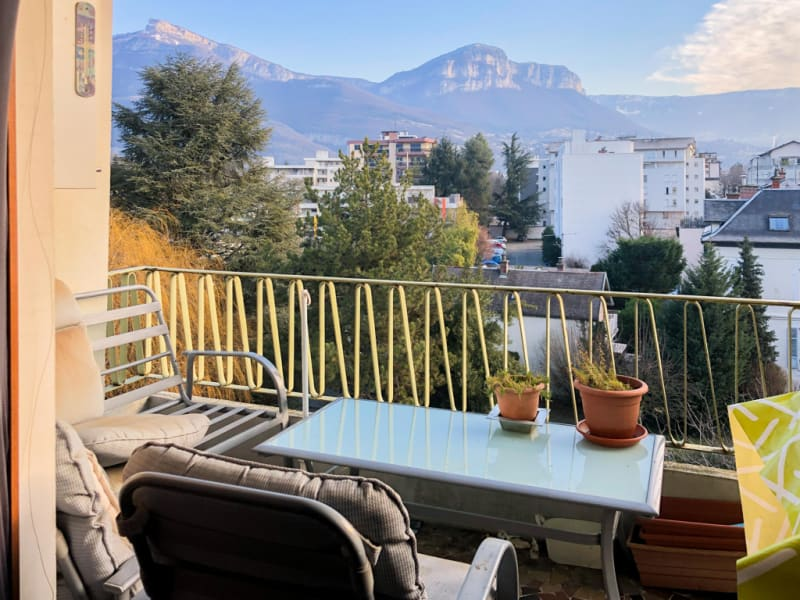 Sale apartment Chambery 154500€ - Picture 1
