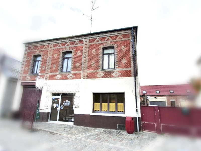 Sale house / villa Caudry 54000€ - Picture 1