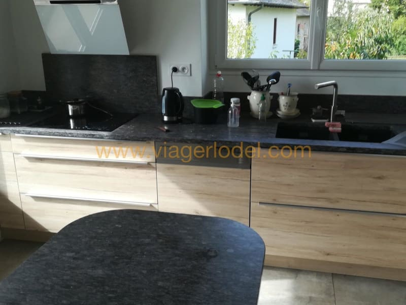 Life annuity house / villa Naucelle 43500€ - Picture 4