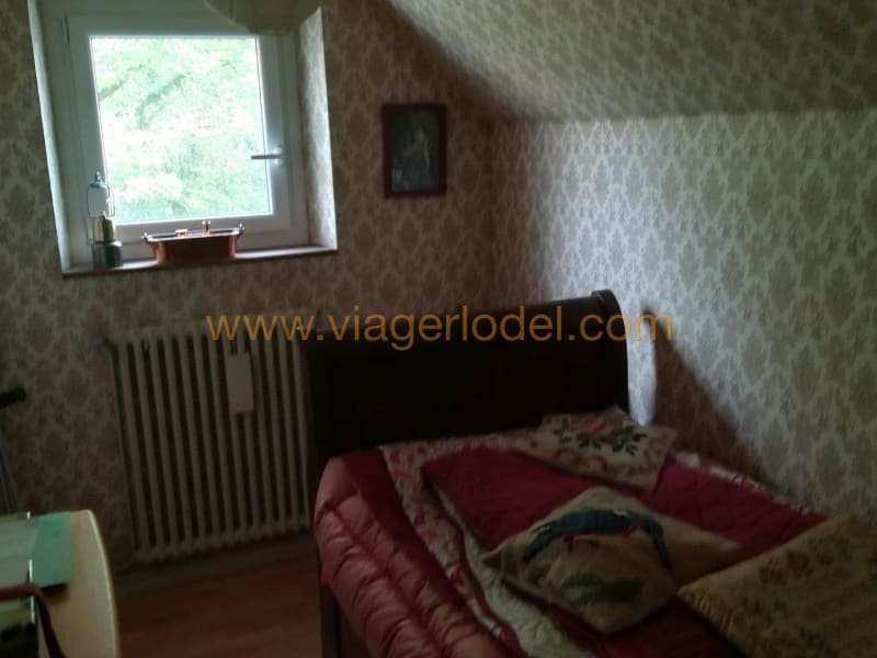 Life annuity house / villa Naucelle 43500€ - Picture 5
