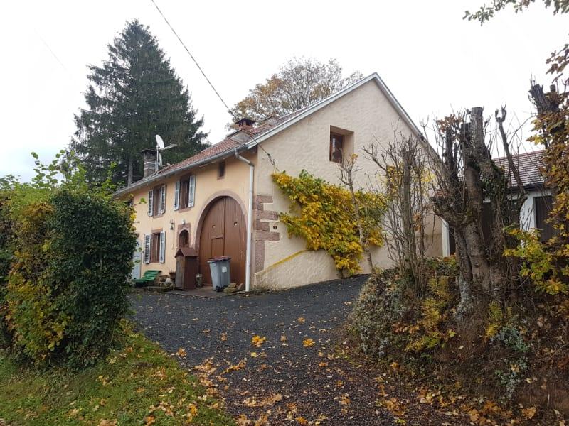 Sale house / villa Ban de sapt 172800€ - Picture 1