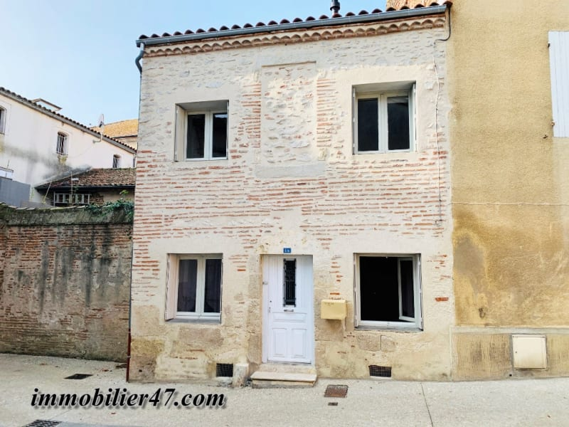 Rental house / villa Sainte livrade sur lot 550€ CC - Picture 1