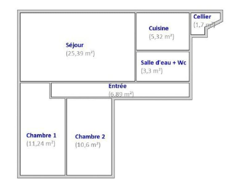 Vente appartement Montreuil 399000€ - Photo 7