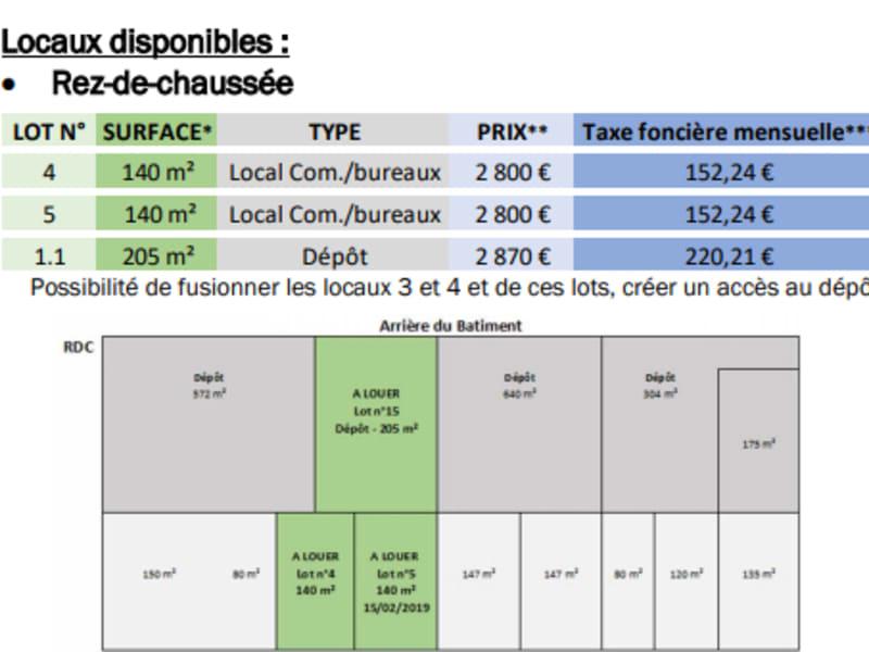 Location bureau Baie mahault 750€ HC - Photo 2