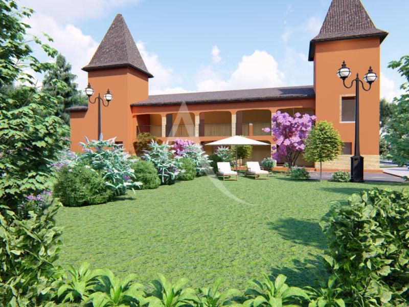 Sale apartment Montaigut sur save 265000€ - Picture 2