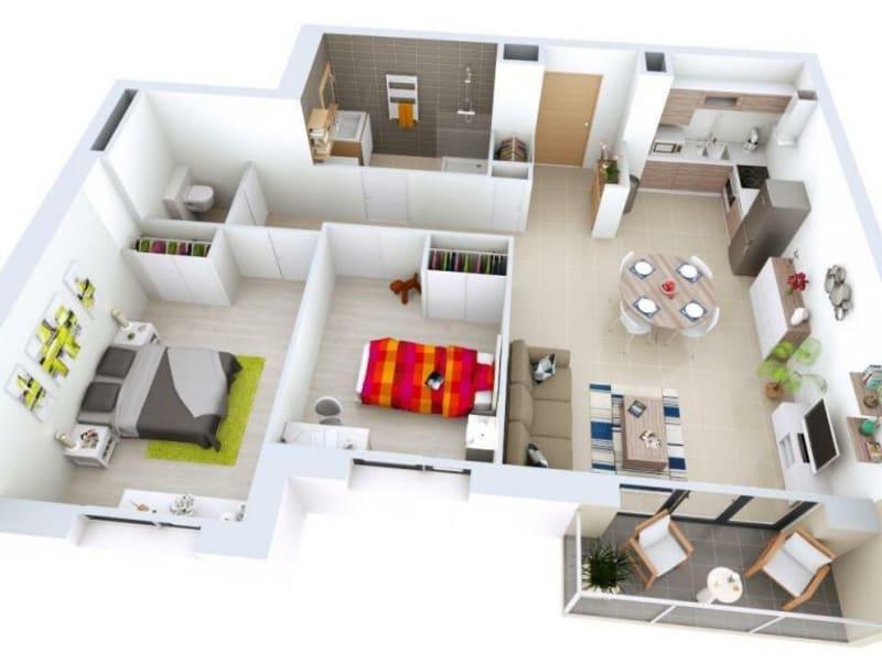 Sale apartment Gières 264500€ - Picture 4