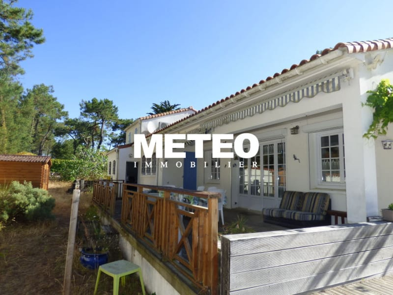 Sale house / villa La tranche sur mer 419000€ - Picture 4