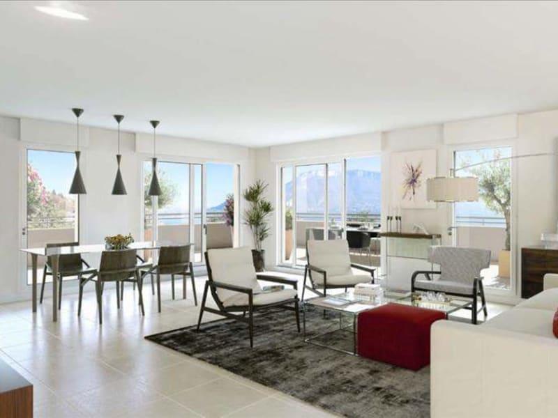 Vente de prestige appartement Sevrier 1545000€ - Photo 2