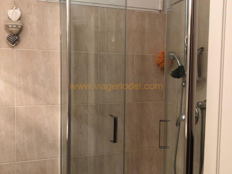 Verkauf auf rentenbasis wohnung Menton 212500€ - Fotografie 11