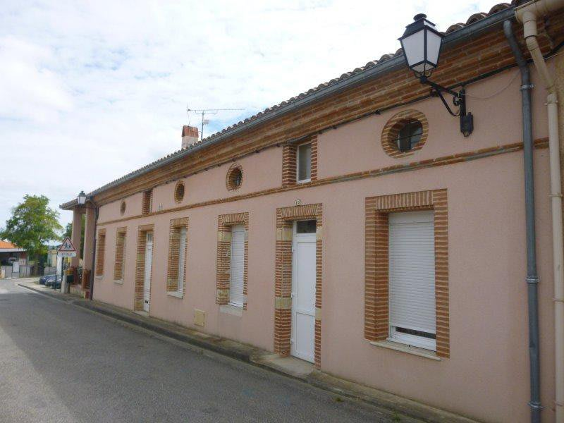 Rental apartment Montgaillard-lauragais 340€ CC - Picture 1