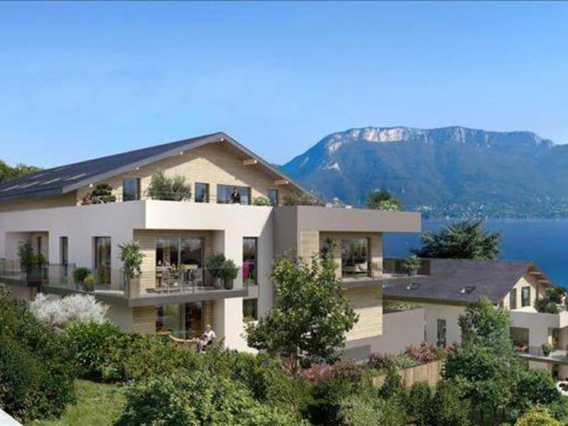 Vente de prestige appartement Sevrier 1545000€ - Photo 3