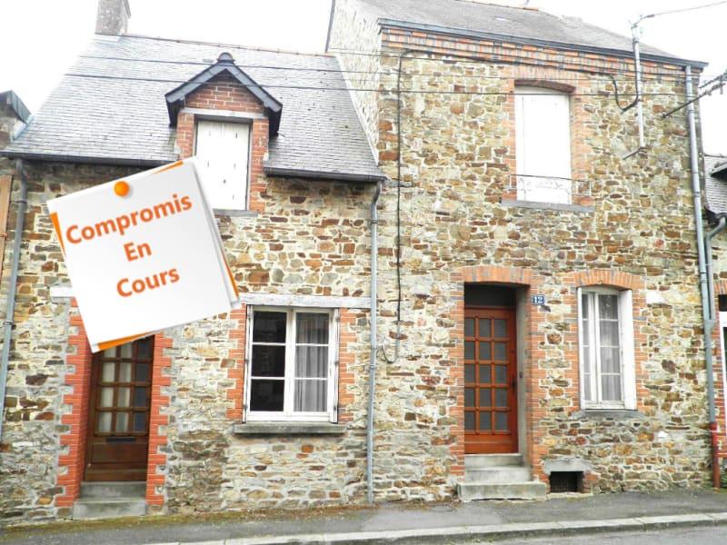 Vente maison / villa Martigne ferchaud 69225€ - Photo 1