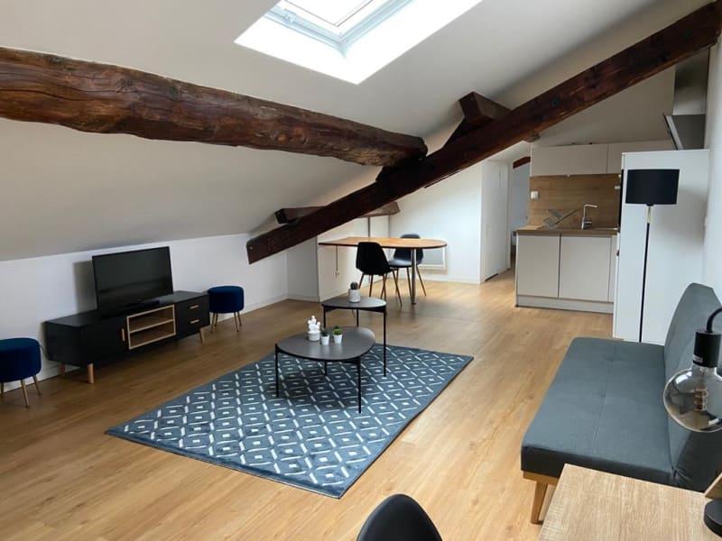 Rental apartment Lyon 2ème 950€ CC - Picture 1