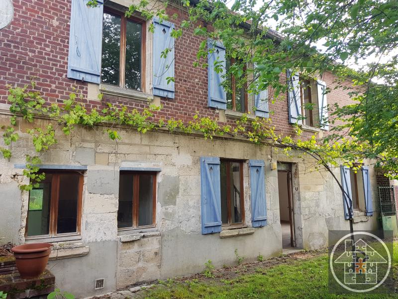 Vente maison / villa Thourotte 149 000€ - Photo 1