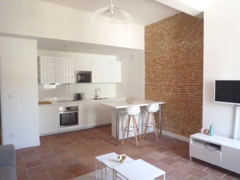 Rental apartment Toulouse 1250€ CC - Picture 1