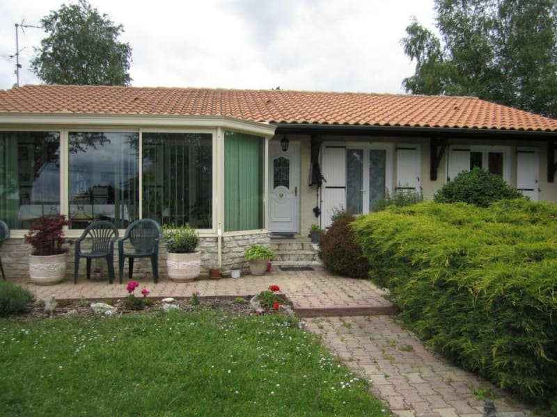 Vente maison / villa Blanzac-porcheresse 161 000€ - Photo 1