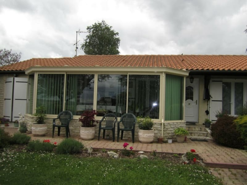 Vente maison / villa Blanzac-porcheresse 161 000€ - Photo 2