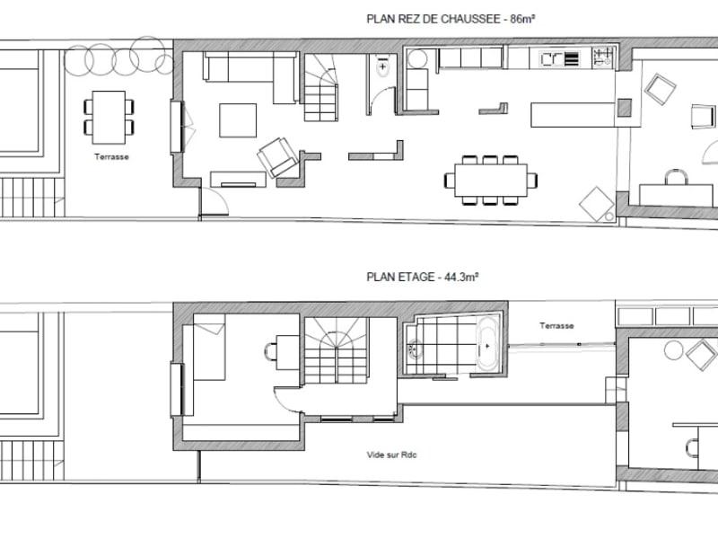 Vente maison / villa Bagnolet 725000€ - Photo 14