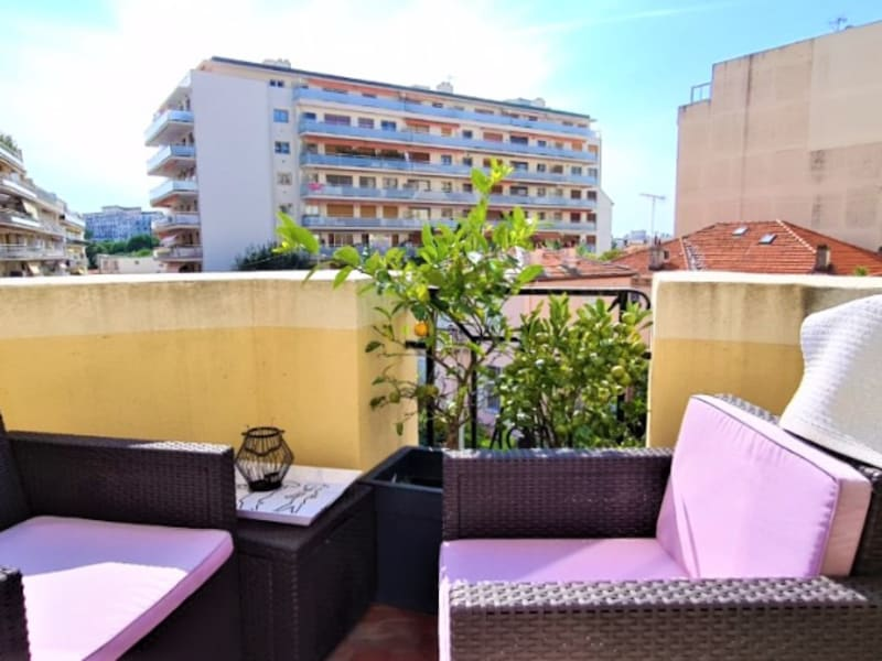 Vente appartement Juan les pins 369 000€ - Photo 5