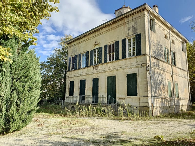 Sale house / villa Barbentane 1 250 000€ - Picture 1