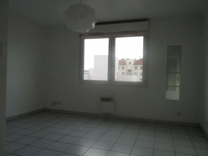Rental apartment Villeurbanne 473€ CC - Picture 1