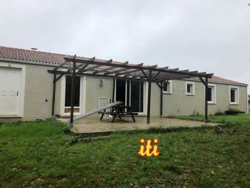 Sale house / villa L ile d'olonne 299000€ - Picture 1