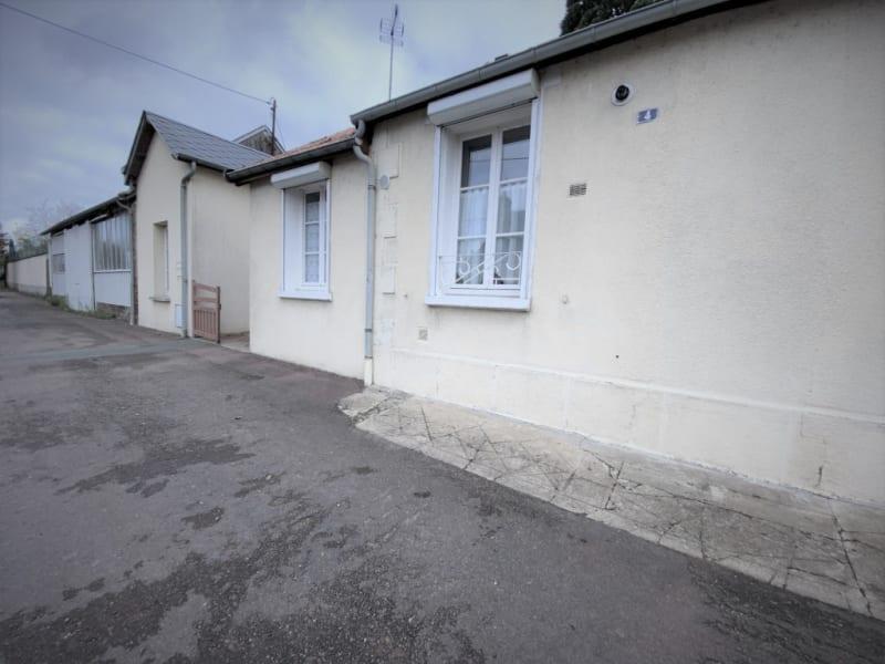 Sale house / villa Besse sur braye 72400€ - Picture 1