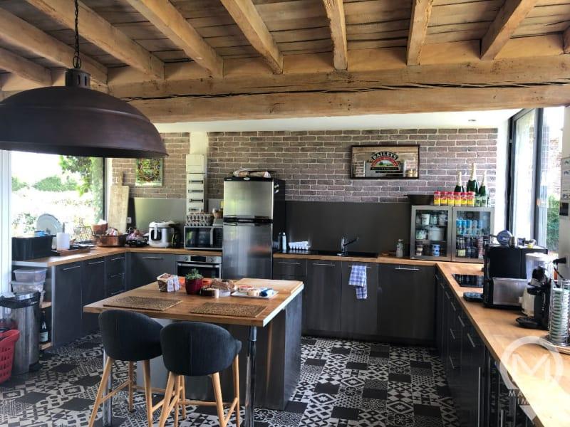 Vente maison / villa La chapelle saint ouen 415000€ - Photo 2