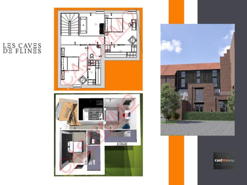 Vente appartement Flines lez raches 156000€ - Photo 2