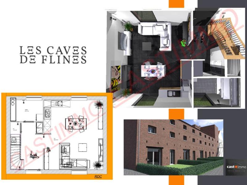 Vente maison / villa Flines lez raches 166400€ - Photo 1
