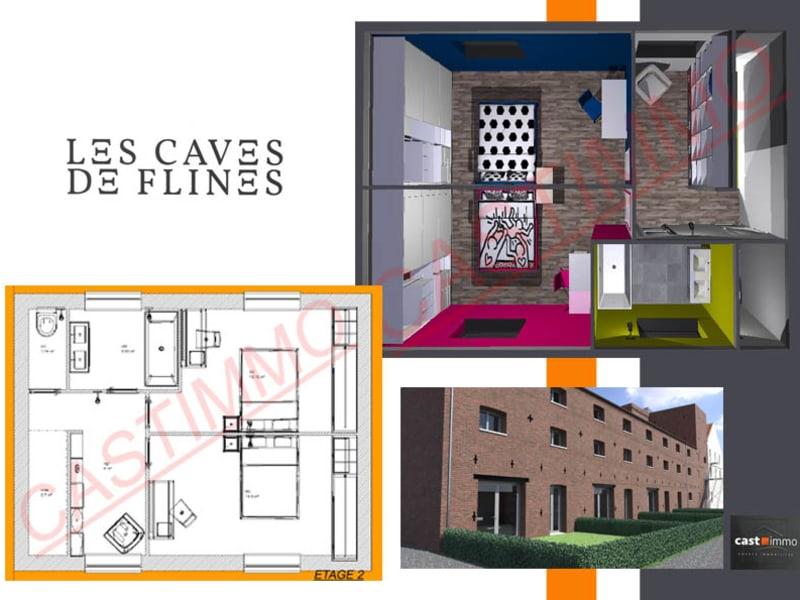 Vente maison / villa Flines lez raches 166400€ - Photo 3