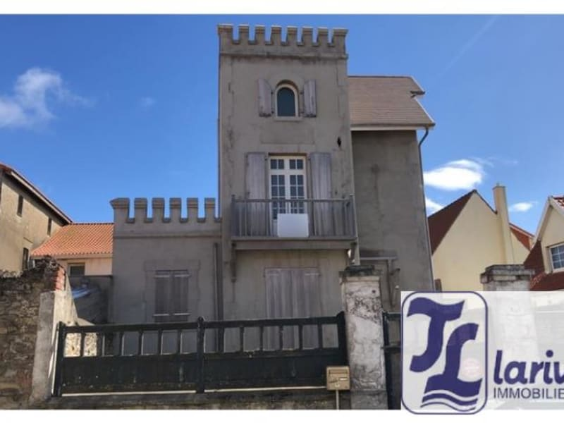 Sale house / villa Audresselles 515000€ - Picture 1