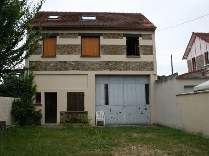 Rental apartment Draveil 591,40€ CC - Picture 1