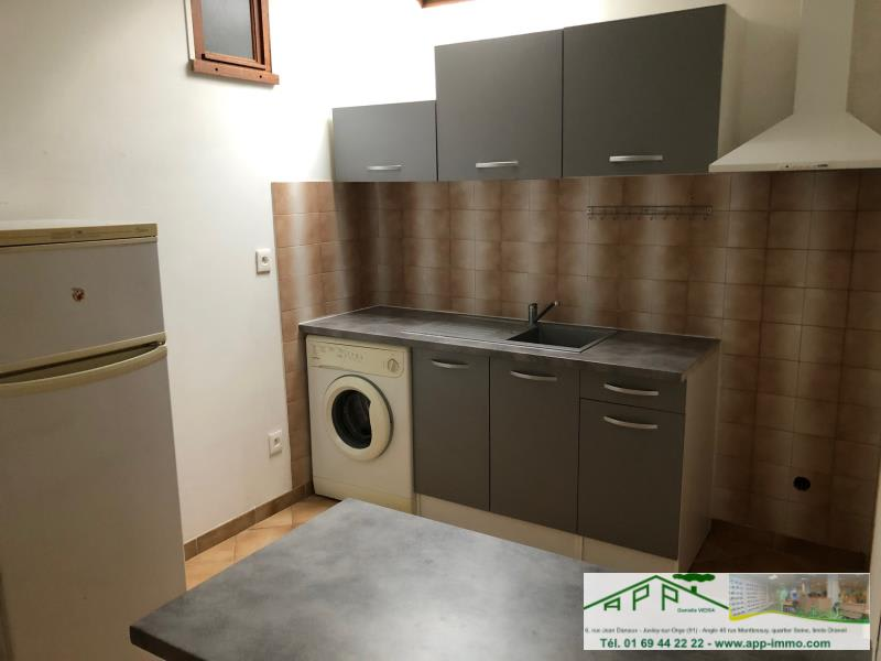 Rental apartment Draveil 591,40€ CC - Picture 3