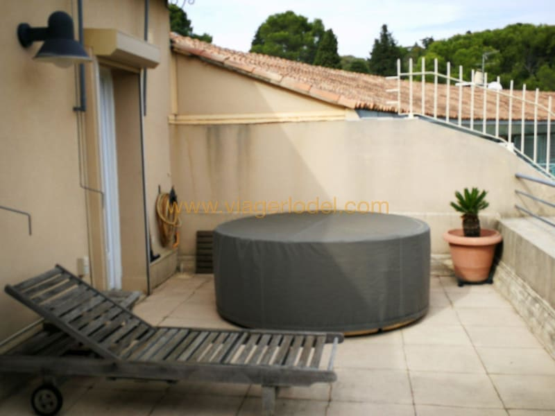Life annuity apartment Nîmes 45000€ - Picture 7