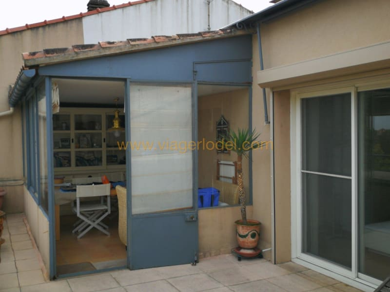 Life annuity apartment Nîmes 45000€ - Picture 8