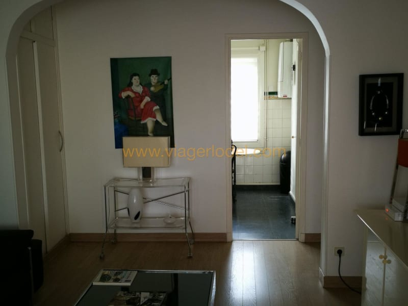 Life annuity apartment Nîmes 45000€ - Picture 2
