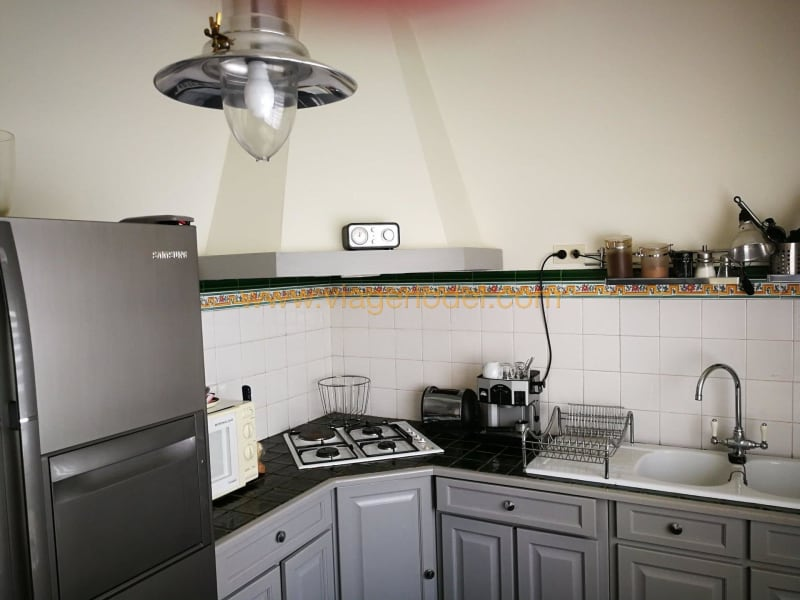Life annuity apartment Nîmes 45000€ - Picture 3