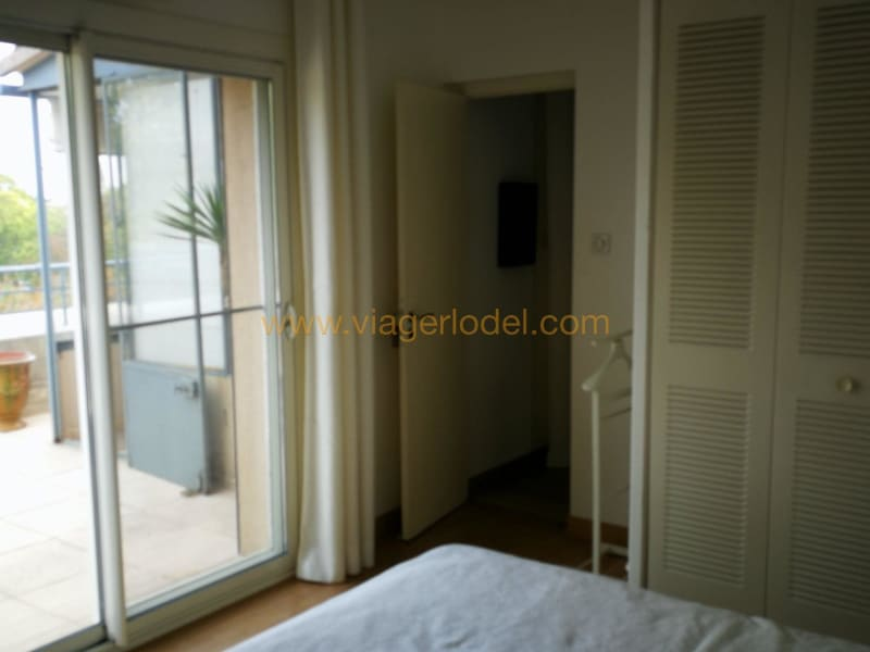 Life annuity apartment Nîmes 45000€ - Picture 5