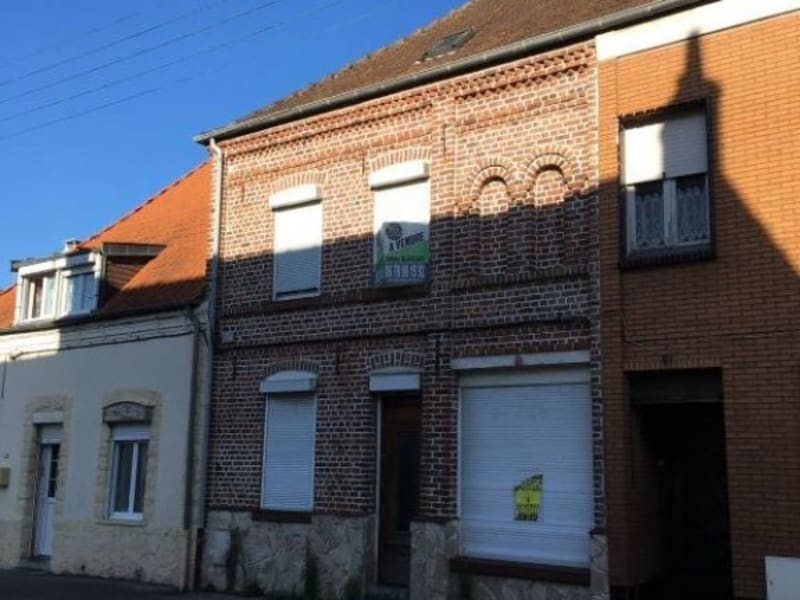 Sale house / villa Isbergues 45000€ - Picture 1