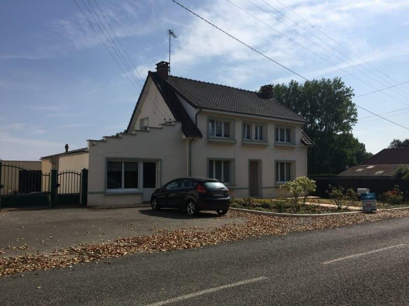 Sale house / villa Febvin palfart 218400€ - Picture 1