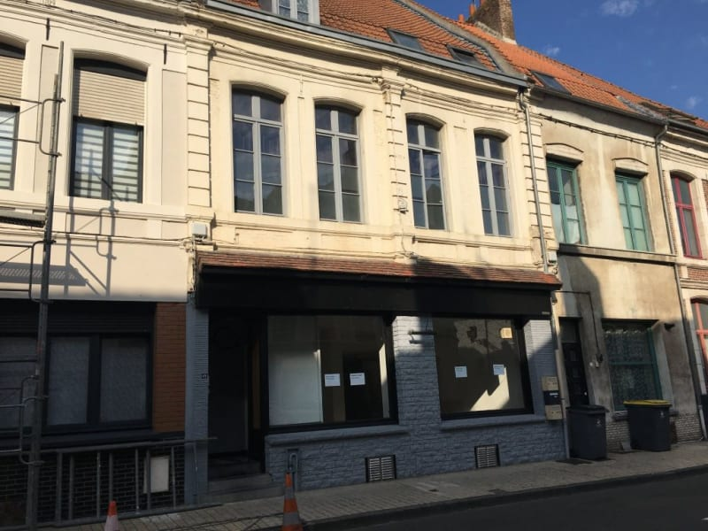 Sale building Aire sur la lys 162 750€ - Picture 1