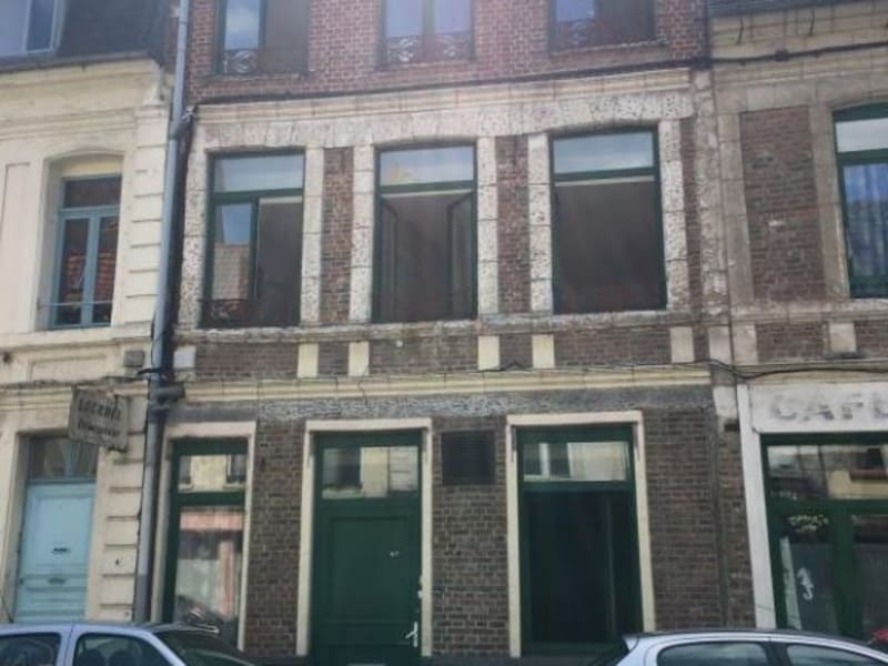Sale house / villa Aire sur la lys 85000€ - Picture 1
