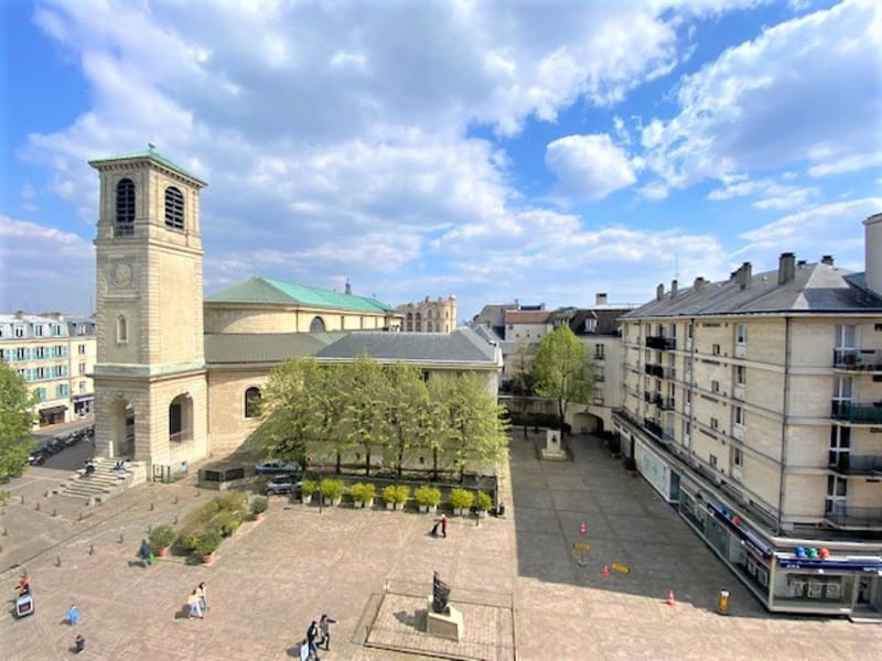 Sale apartment Saint germain en laye 556000€ - Picture 1