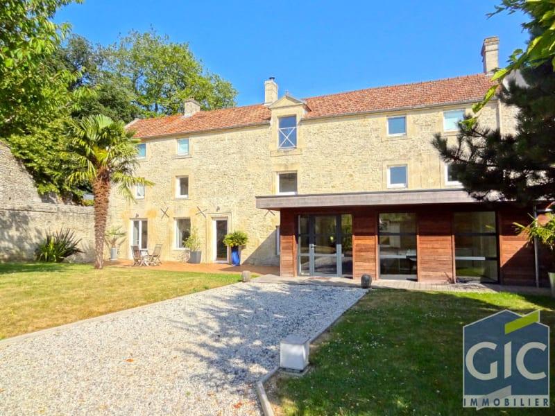 Sale house / villa Caen 710500€ - Picture 1